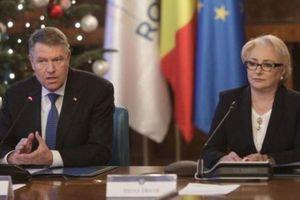 Tổng thống Romania đề xuất bỏ phiếu tín nhiệm Chính phủ thiểu số