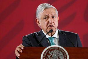 Phát hiện camera quay lén trong dinh tổng thống Mexico