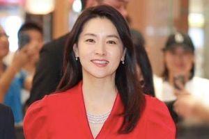 Lee Young Ae xuất hiện tươi trẻ ở tuổi 49