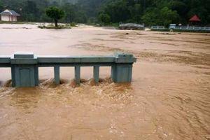 Thanh Hóa cho hàng nghìn học sinh miền núi nghỉ học vì mưa lớn sau bão