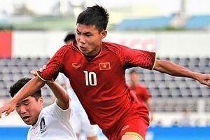 Thua ngược Hàn Quốc, Việt Nam về nhì tại giải U15 quốc tế 2019