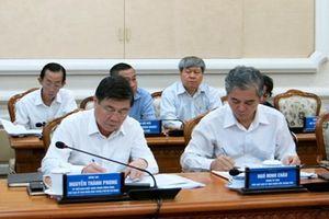 TP Hồ Chí Minh tập trung giải quyết các vụ việc nổi cộm