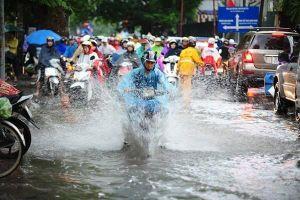 Thời tiết đêm 30 ngày 31.8: Bắc Bộ và Bắc Trung Bộ mưa lớn diện rộng, cảnh báo lũ quét, sạt lở đất