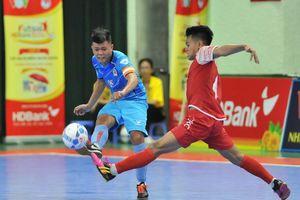 Kardiachain Sài Gòn FC khởi động lượt về kém vui
