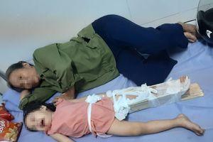 Hiệu trưởng trường Mầm non Tam Đồng bị tố thờ ơ khi trẻ gãy chân?