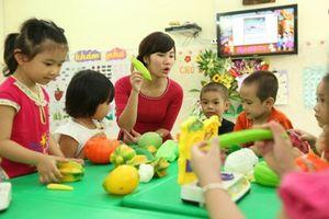 Kiên Giang: Quy định chính sách với 4 đối tượng giáo viên mầm non