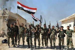 Quân đội Syria giành thêm các thị trấn ở Idlib từ tay khủng bố