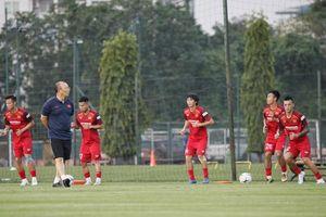 Huấn luyện viên Park Hang Seo giấu bài, đội tuyển Thái Lan 'lộ' chiến thuật