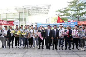 Việt Nam vượt Thái Lan tại kỳ thi tay nghề thế giới