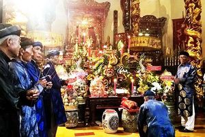 Ấn tượng lễ giỗ lần thứ 187 Tổng trấn Gia Định Lê Văn Duyệt