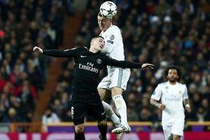 Real cùng bảng PSG tại Champions League