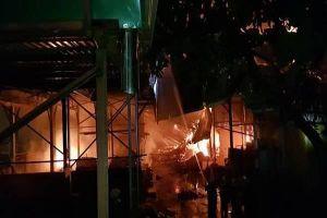 Lo ngại thủy ngân phát tán sau vụ cháy Công ty Rạng Đông