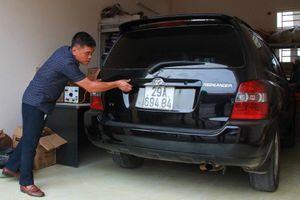 Nhiều chiêu thức đưa ô tô không rõ nguồn gốc vào lưu thông