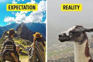 14 sự thật đằng sau những bức ảnh sống ảo khi đi du lịch