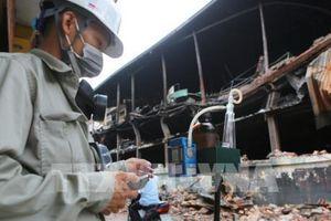 Kết quả quan trắc không khí quanh Công ty Rạng Đông trong ngưỡng an toàn