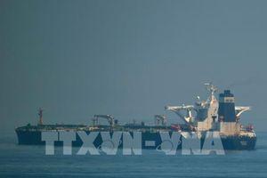 Siêu tàu chở dầu Iran Adrian Darya 1 lại đổi hướng