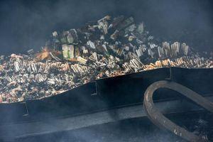 Vụ cháy Công ty Rạng Đông: Chỉ số thủy ngân, chì đều trong ngưỡng an toàn