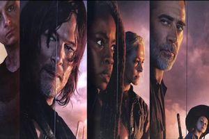 Teaser mới của series The Walking Dead mùa 10: Câm lặng lũ Whisperers