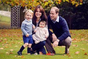 Như bao ông bố khác, Hoàng tử William cũng thật ngọt ngào dịu dàng khi chơi cùng các con