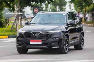 VinFast công bố giá bán cho các dòng ô tô từ ngày 1/9