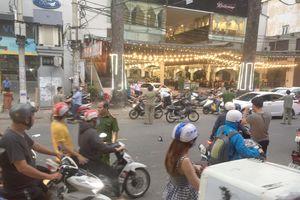Hé lộ nguyên nhân người đàn ông bị chém gần lìa cánh tay ở Sài Gòn