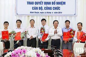 Nhân sự mới tại Long An, Quảng Ninh, Kon Tum, Ninh Thuận, Hải Phòng