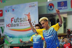 Giải Futsal HDBank VĐQG 2019: Hạ gục Cao Bằng, Sahako trở lại ngôi đầu