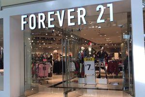 'Hồ sơ' đại gia thời trang nổi tiếng Forever 21 sắp xin phá sản