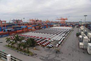 Tháng Ngâu, xe nhập khẩu về Việt Nam giảm mạnh