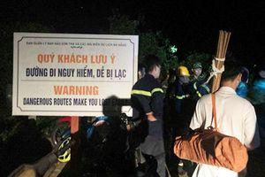 Đà Nẵng gửi thư tri ân gia đình người tử nạn khi giải cứu nhóm du khách đi lạc trên núi Sơn Trà
