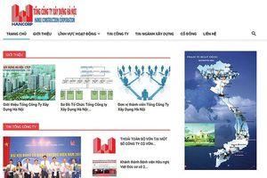 Xây dựng Hà Nội (HAN): Lợi nhuận lao dốc, kiểm toán ngoại trừ nhiều nội dung