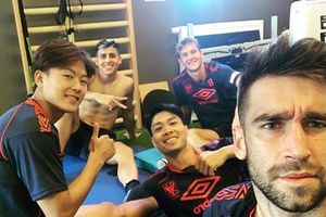 Công Phượng lại mệt mỏi cạnh tranh vị trí với 'Messi Hàn'
