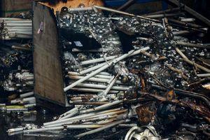'Tủ chứa hóa chất amalgam của Công ty Rạng Đông không bị cháy'