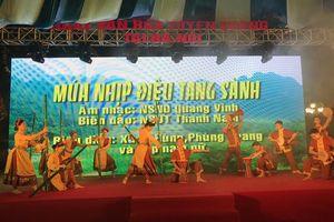 Tuyên Quang 'khoe' bản sắc văn hóa tại Hà Nội
