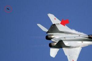 MiG-35 bị lột bảng điều khiển khi bay biểu diễn tại MAKS-2019