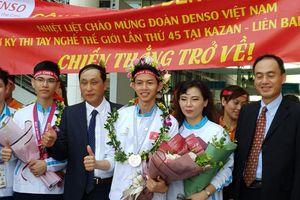 Trương Thế Diệu giành Huy chương Bạc Kỳ thi tay nghề thế giới: Bản lĩnh Việt Nam trên đấu trường quốc tế
