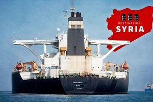 Ngoại trưởng Mỹ: Tàu chở dầu của Iran đi về hướng Syria
