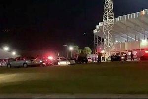 Mỹ: Xả súng ở sân vận động, nhiều học sinh bị thương nặng
