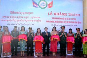 Vang mãi bài ca hữu nghị Việt Nam-Campuchia