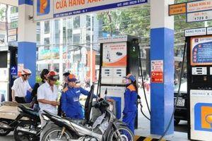 Điều chỉnh giá xăng dầu, xăng RON 95 giảm 170 đồng/lít