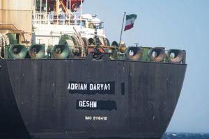 Không bắt được tàu chở dầu Iran, Mỹ tung đòn trừng phạt
