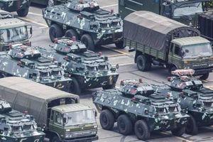 Trung Quốc giải thích việc bài binh ở Hồng Kông và bố trận ở Thâm Quyến
