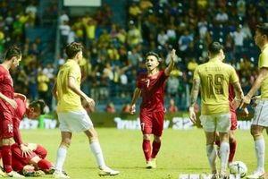 'Voi chiến' Thái Lan chuẩn bị đương đầu với tuyển Việt Nam ở World Cup