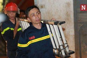 Vụ cháy nhà máy bóng đèn phích nước Rạng Đông: Hé lộ kết quả xét nghiệm của 10 chiến sĩ cứu hỏa