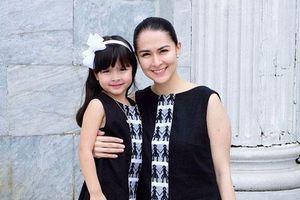 Con gái 'mỹ nhân đẹp nhất Philippines' Marian Rivera hứa hẹn xinh đẹp vượt cả mẹ trong tương lai