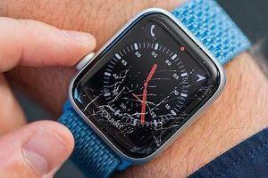 Apple sẽ thay thế miễn phí màn hình Apple Watch nếu bị nứt vỡ