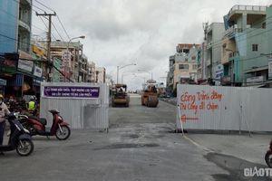 Cầu Cà Mau sửa chữa chậm tiến độ, Sở GTVT xin tạm 'cấm' ô tô thêm 1 tháng