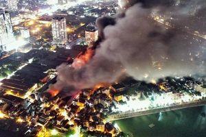 Thu hồi khuyến cáo sau vụ cháy nhà kho Rạng Đông là 'thiếu tình người'