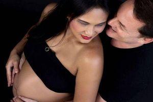 Vợ của chồng cũ diva Hồng Nhung khoe hình bụng bầu vượt mặt
