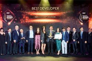 Kiến Á đạt 8 hạng mục giải thưởng tại PropertyGuru Vietnam Property Awards 2019